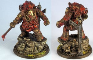 Image of Ultraforge Pro Painted Daemon Prince With Jump Pack