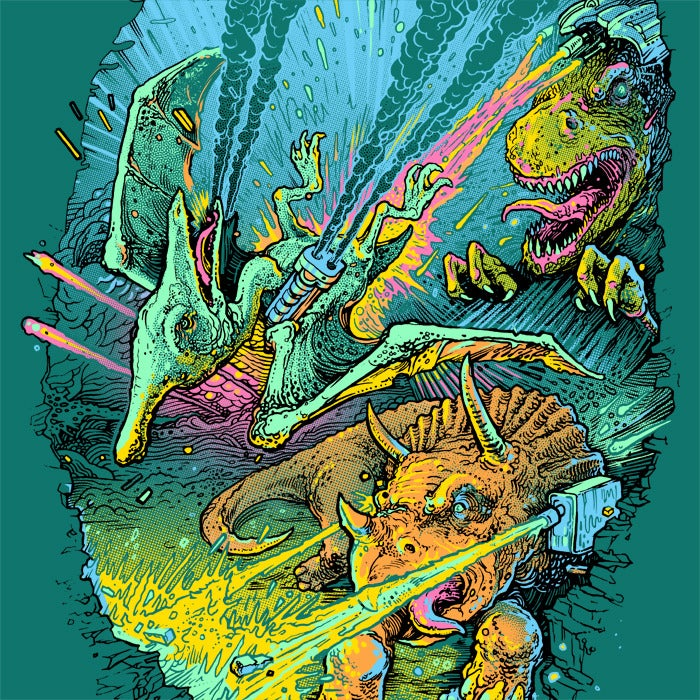Image of Dino Riders Shirt