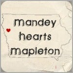 Image of {$15} donation to mandey hearts mapleton