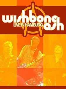 Image of Wishbone Ash - Live In Hamburg DVD