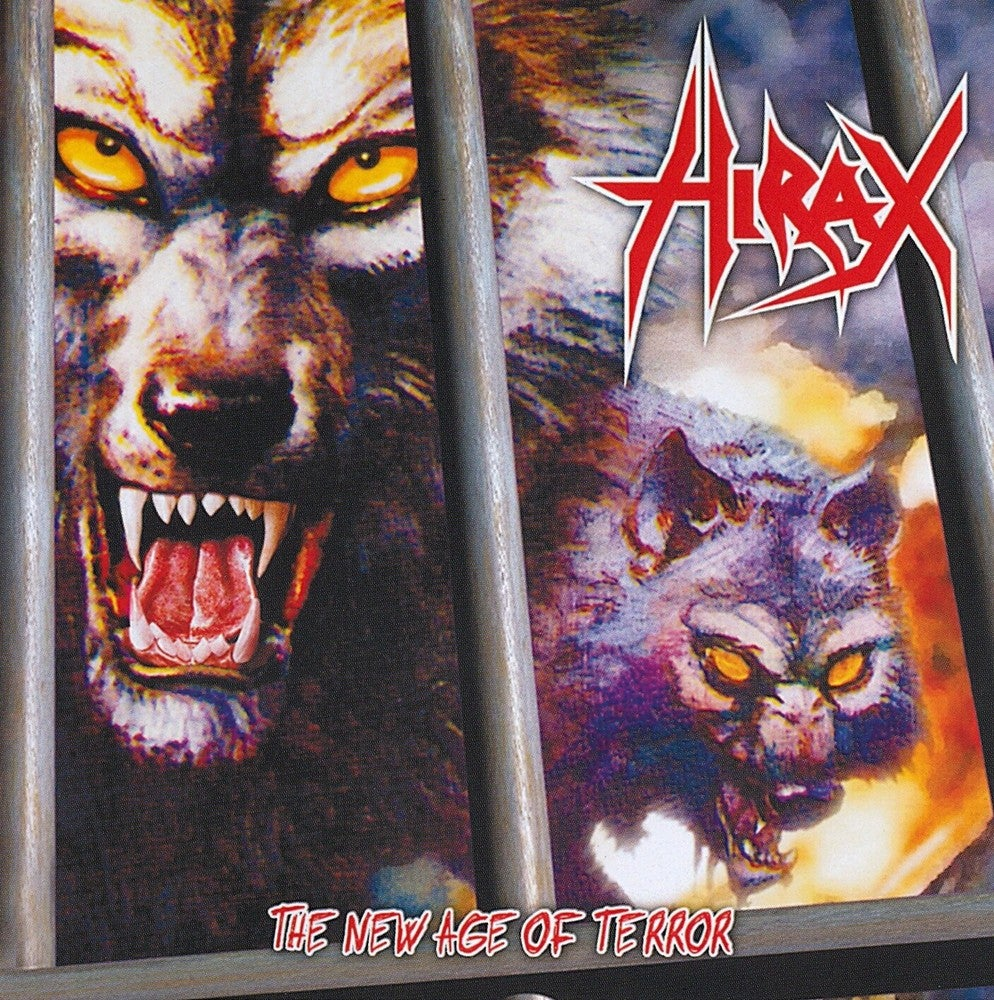 """HIRAX """"The New Age of Terror"""" CD  only"""