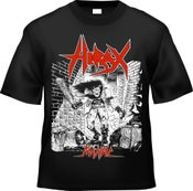 "Image of HIRAX ""Maniac"" T-SHIRT"