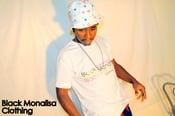 Image of Black Monalisa NEW DESIGN T-shirts