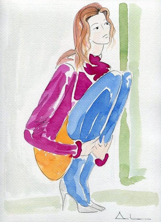 Image of Esperando