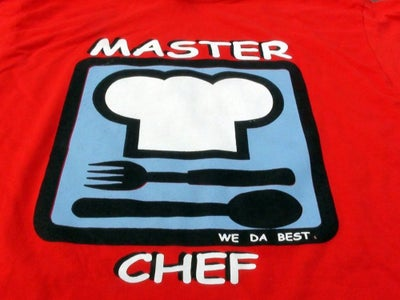 Image of 15RED MASTER CHEF