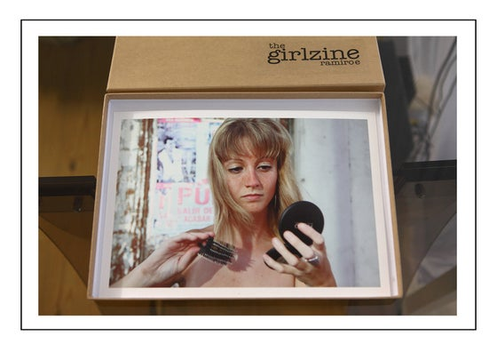 "Image of ""L'Avventura"" Girlzine Limited Edition Print"