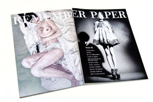 Image of Remember Paper Issue #02 (100 copies)
