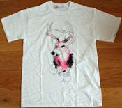 Image of Deer T-Shirt / Pink