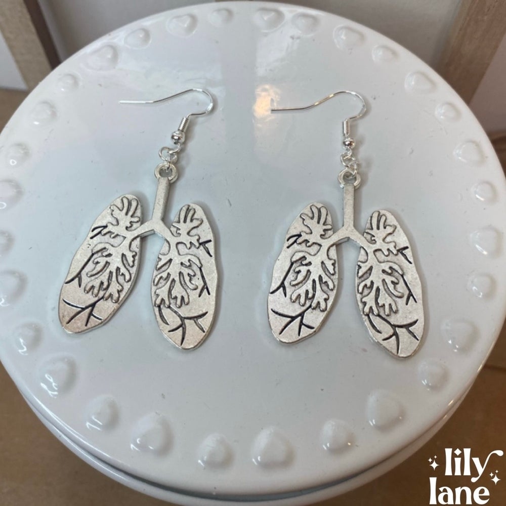 Image of Lung Earrings