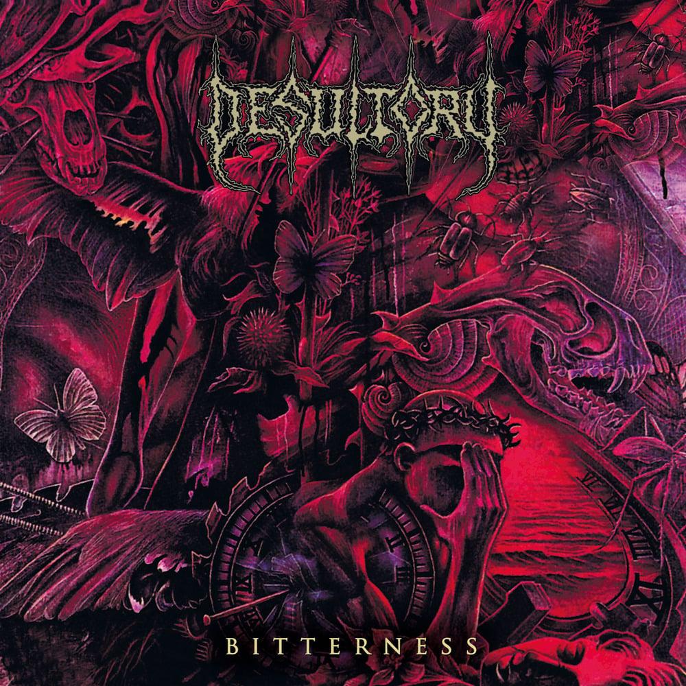 "DESULTORY ""Bitterness"" Super Jewel Box CD"