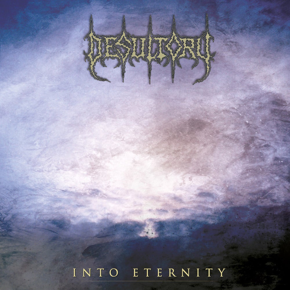 "DESULTORY ""Into Eternity"" Super Jewel Box CD"