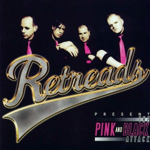 23ee60a638 MCRACKINS — Retreads - Pink And Black Attack