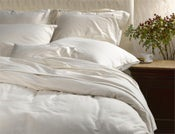 Image of Purist Flannel Bed Linens