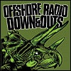 "Image of Down & Outs/Offshore Radio Split 7"" GREY Vinyl"