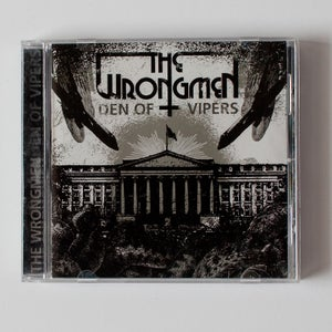 Image of The Wrongmen - Den of vipers