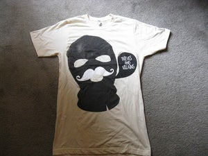 Image of Masked Villain Tee