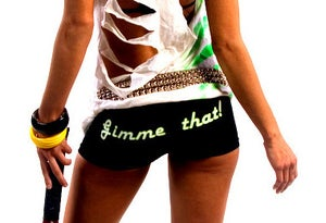 """Image of """"Gimme That"""" Spandex Booty Shorts!"""