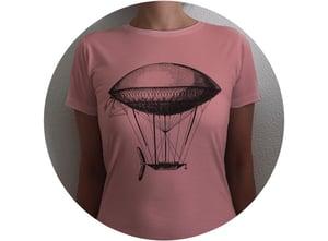 Image of pink zeppeline