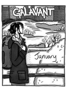 Image of Galavant - January