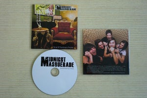Image of Midnight Masquerade - Time of The Empty Throne EP