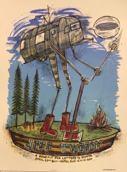Jeff Tweedy Poster