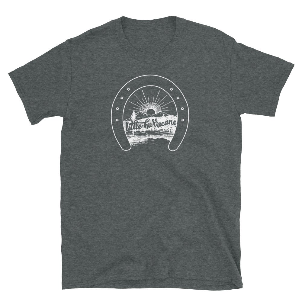 "Image of ""horseshoe sunset"" T-Shirt"