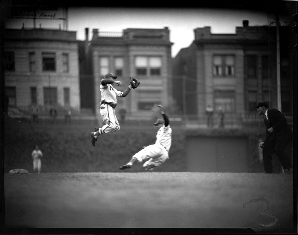 Image of Cubs In First Place: 1947