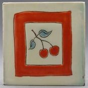 "Image of Cherries, 4x4"""