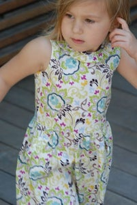 Image of Holland Dress - Multi Bloom