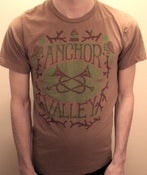 Image of ANCHOR IN THE VALLEY TULTEX UNISEX T-SHIRT!