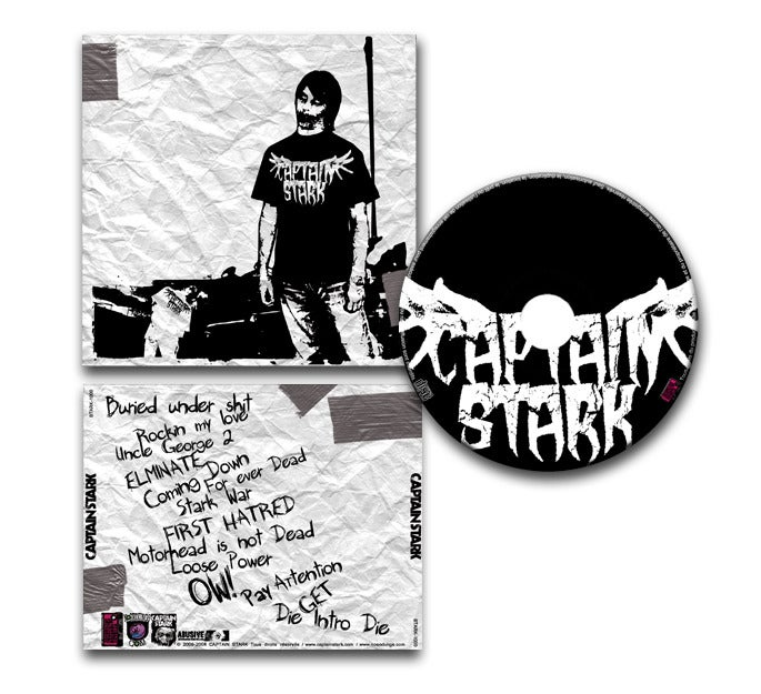 Image of Captain Stark Ep