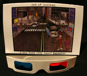 Image of 3D ISSUE VOLUME2 ISSUE 2