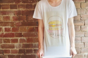 Image of The Burger Tee