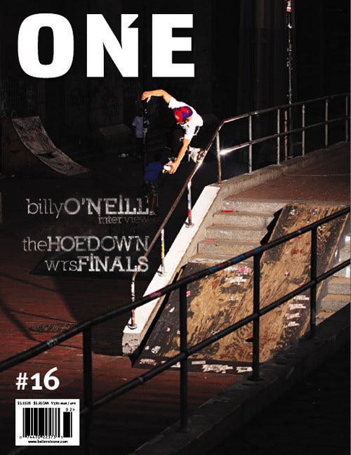 ONE #16