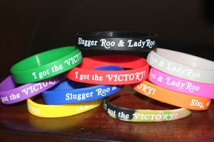 "Image of I got the Victory! Wristbands ""10 pack"""