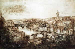"Image of ""City View"", Florence, Italy"