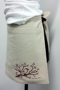 Image of SOLD OUT - bainbridge blues apron . . .