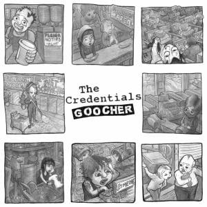 Image of The Credentials- Goocher LP