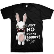 Image of 'I Aint No Bunny Rabbit!' Limited Black & Purple Editions
