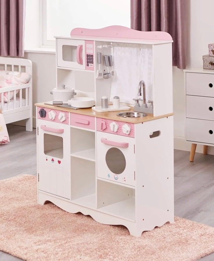 Image of Sweet Pink Kitchen