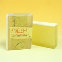 Image of Fresh Slice Bar - Aloe & Broccoli (120g)