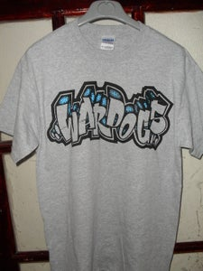 Image of Warburst shirt GREY