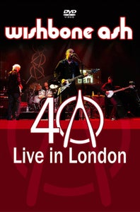 Image of Live in London DVD
