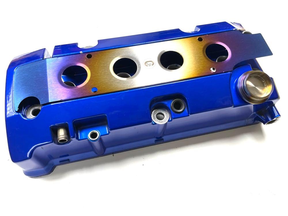 Honda S2000 Titanium engine coil pack cover