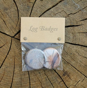 Image of Log Badges