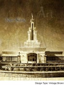 Image of Columbia River Washington LDS Mormon Temple Art 001 - Personalized Temple Art