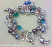 Image of Cotton Candy charm Bracelet