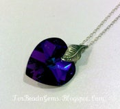 Image of Heart of the Ocean Necklace