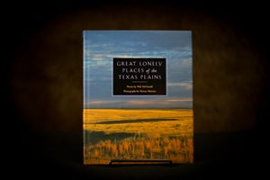 Image of Great Lonely Places Of The Texas Plains