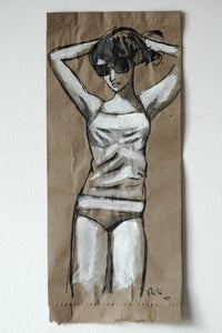 Image of paper bag lady 02